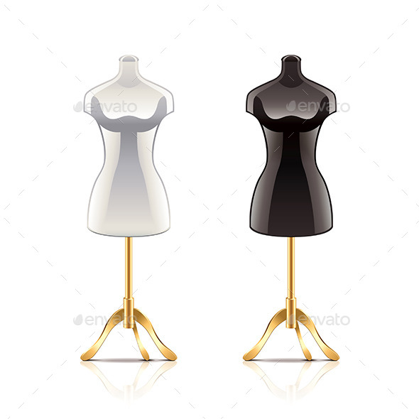 Mannequins - Commercial / Shopping Conceptual