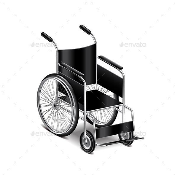 Wheelchair  - Technology Conceptual