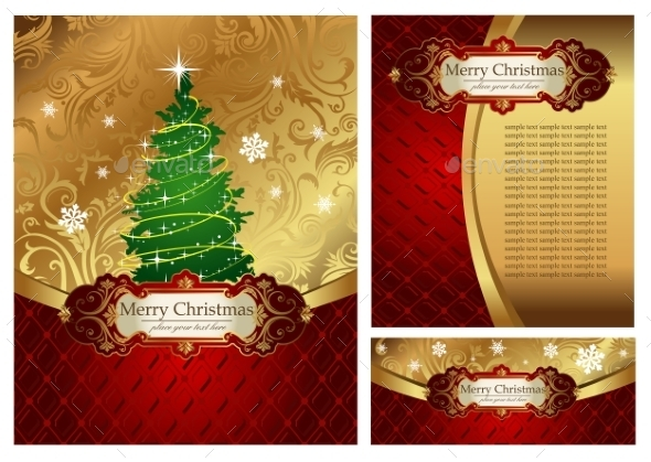 Classic Christmas Tree - Christmas Seasons/Holidays