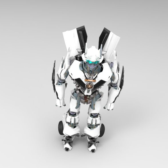 Autobot Prowl - 3DOcean Item for Sale