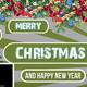 Merry Christmas FB Timeline Cover Vol 03 - GraphicRiver Item for Sale
