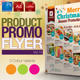 Multi-Purpose Product Promotion Flyer Vol.13 - GraphicRiver Item for Sale