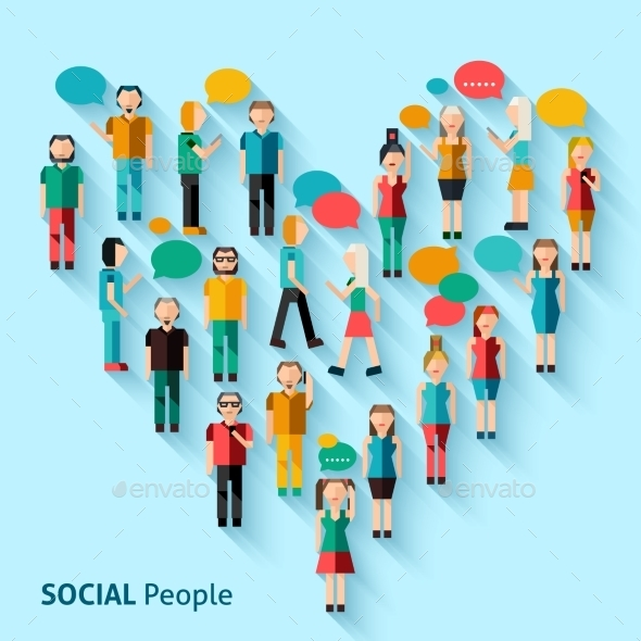 People Pixel Avatars - People Characters