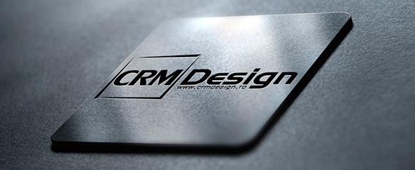 Crm design cover