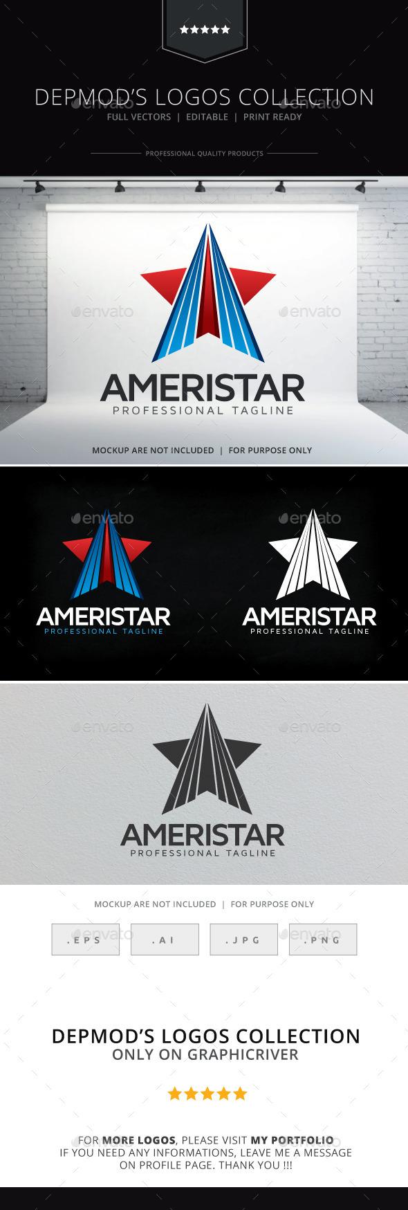 Ameristar Logo - Objects Logo Templates