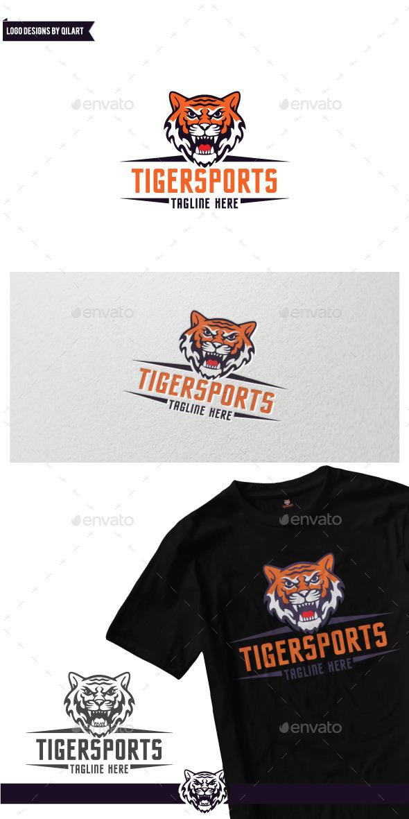 TigerSports - Animals Logo Templates