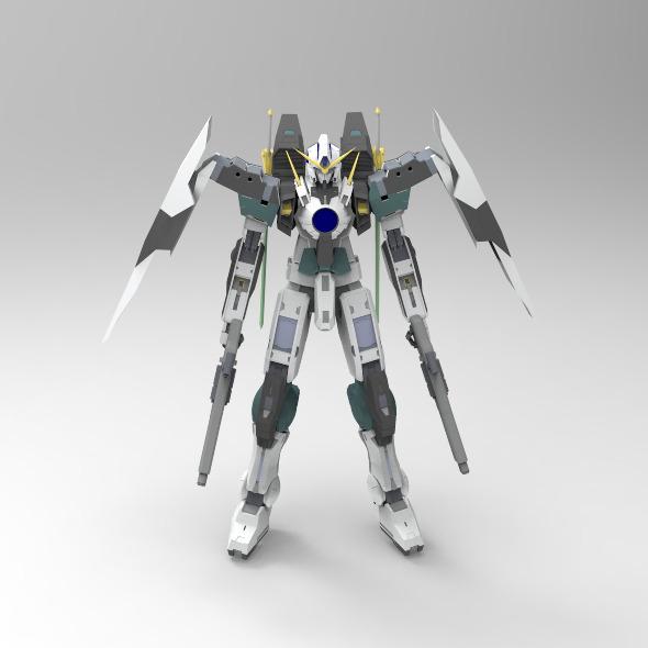 Gundam Artemis - 3DOcean Item for Sale