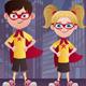Super Kids City - GraphicRiver Item for Sale