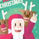 Santa Claus Christmas Card  - GraphicRiver Item for Sale