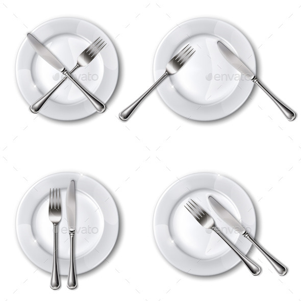 Restaurant  - Food Objects
