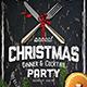 Christmas Celebration Flyer Template - GraphicRiver Item for Sale