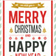 Modern Christmas Card V13 - GraphicRiver Item for Sale