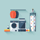 Laundry Room - GraphicRiver Item for Sale