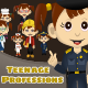 7 Teenage Professions - GraphicRiver Item for Sale