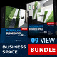 Mock-up Business Space Bundle Vol.2-3 - GraphicRiver Item for Sale