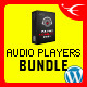 HTML5 Audio Players WordPress Plugins Bundle - CodeCanyon Item for Sale