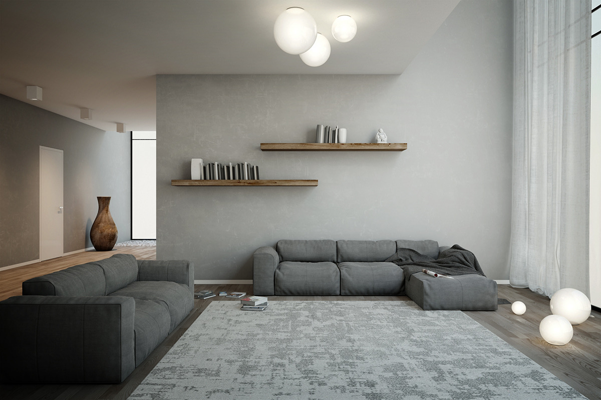 sofa 2seats #01