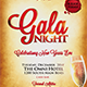 Gala Nights Vol2 - GraphicRiver Item for Sale