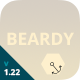 Beardy - Responsive Personal WordPress Blog Theme - ThemeForest Item for Sale