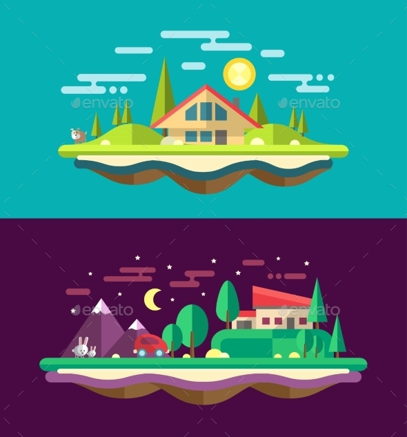 Landscape Designs - Landscapes Nature