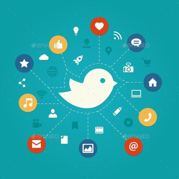 Social Media Composition - Web Technology