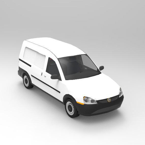 Concept Car 2004 VIVA RV300 E - 3DOcean Item for Sale