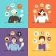 Technical Support Banners - GraphicRiver Item for Sale