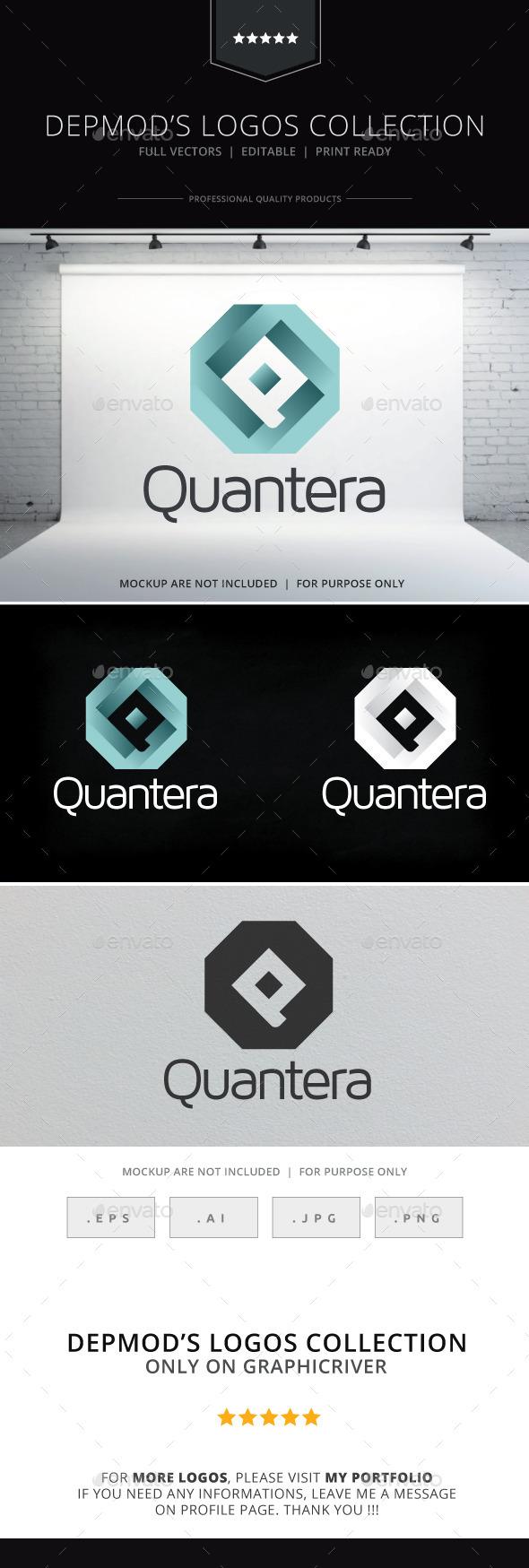 Quantera Logo - Letters Logo Templates