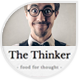 The Thinker - Simple Blogging WordPress Theme Nulled