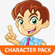 Office Guy Character Pack - GraphicRiver Item for Sale