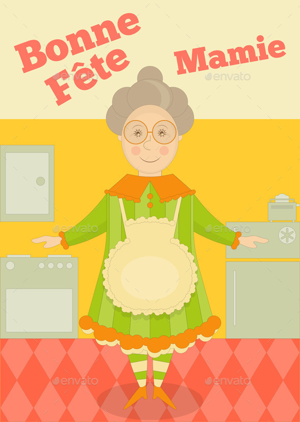 Grandmother Day France - Miscellaneous Seasons/Holidays