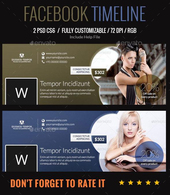 Multipurpose Used Facebook Timeline - Facebook Timeline Covers Social Media