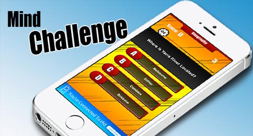 Mind Challenge Full Quiz Game