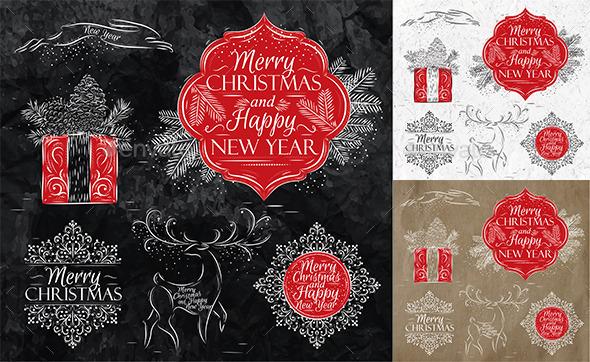 Merry Christmas Graphics Collection - Christmas Seasons/Holidays