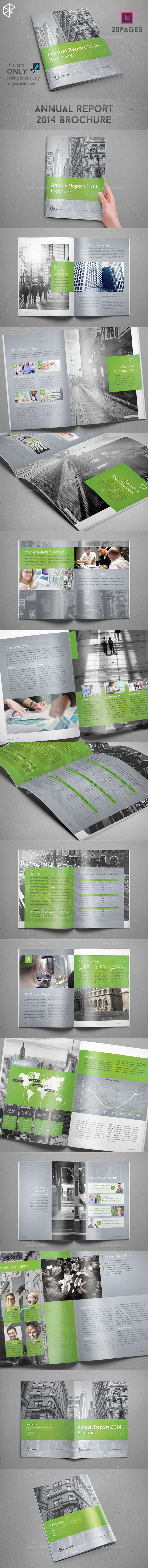 Annual Report 2014 Brochure - Corporate Brochures