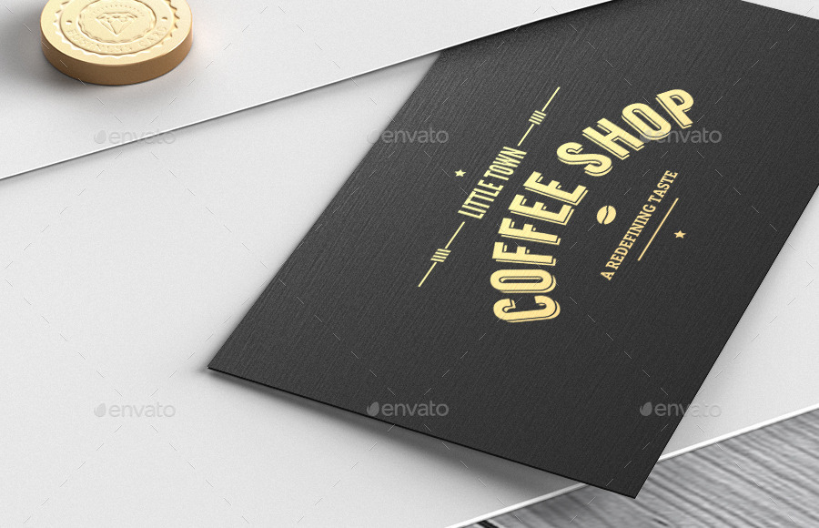 business card mockup - Business Card Mockups
