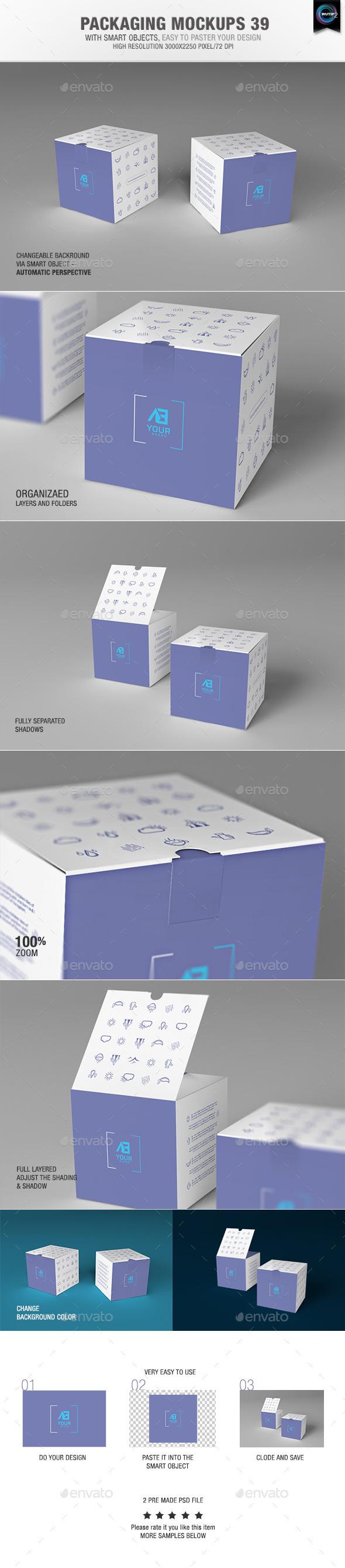 Packaging Mock-ups 39 - Packaging Product Mock-Ups