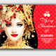 Xmas Greeting Card - GraphicRiver Item for Sale