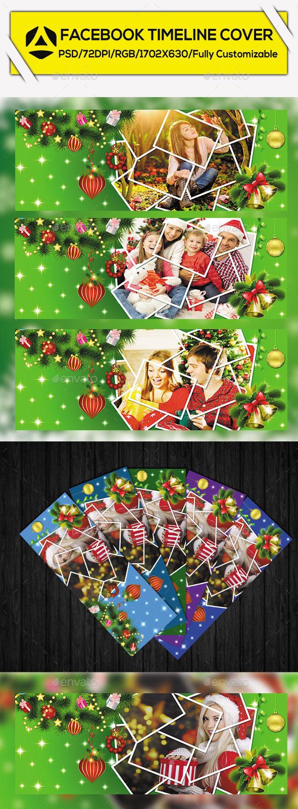 Christmas Facebook Timeline Cover Vol. 2 - Facebook Timeline Covers Social Media
