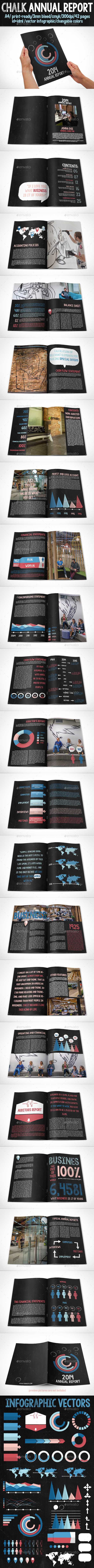 Chalk Annual Report - Corporate Brochures