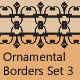 Ornamental Borders Set 3 - GraphicRiver Item for Sale