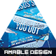 Fishers of Men Church Flyer - GraphicRiver Item for Sale