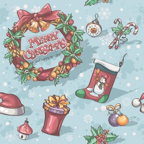 Christmas and New Year Holidays - Christmas Seasons/Holidays