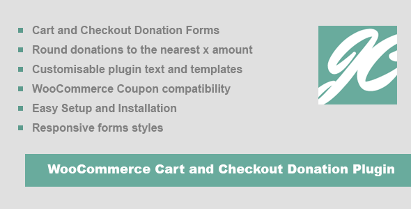 JC WooCommerce Cart and Checkout Donations - CodeCanyon Item for Sale