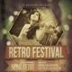 Retro Festival Flyer Templates