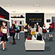 Inside Modern Clothing Store - GraphicRiver Item for Sale