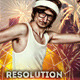NYE Resolution Workout Plan Flyer - GraphicRiver Item for Sale
