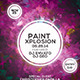 Paint Xplosion Flyer - GraphicRiver Item for Sale
