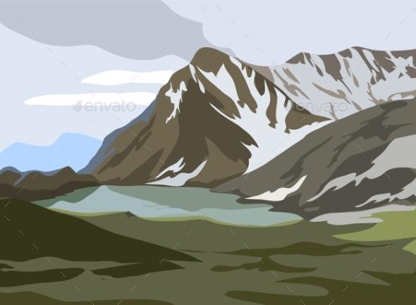 Mountains Landscape - Landscapes Nature