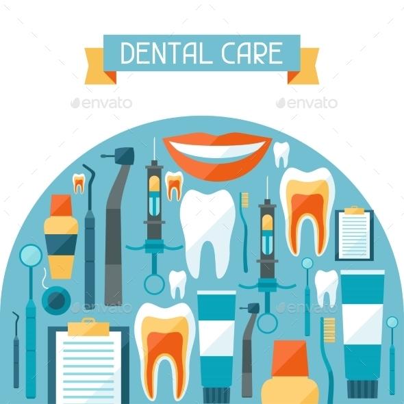 Dental Equipment - Health/Medicine Conceptual